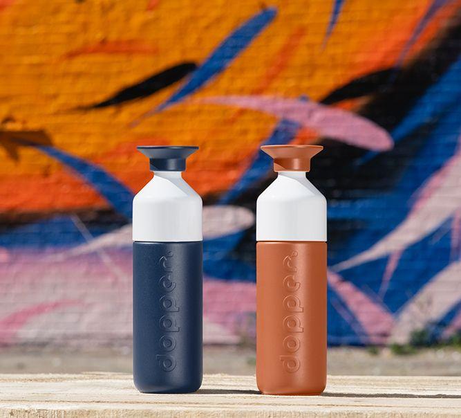 NIEUWE kleuren Dopper Insulated