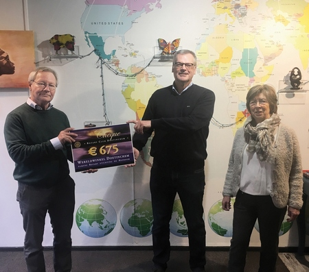 Donatie Rotary Club Doetinchem
